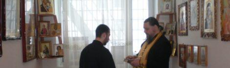 Встреча с осужденными в ИК-3