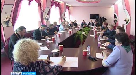 Репортаж ГТРК Магадан о круглом столе, посвященном проблемам осужденных и освободившихся