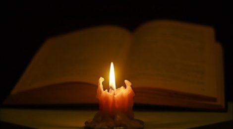 Молитва за колючей проволокой